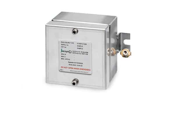 INTRINSICALLY SAFE CONNECTION BOXES