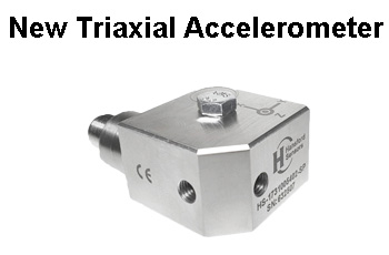 Triaxial Accelerometer Compact