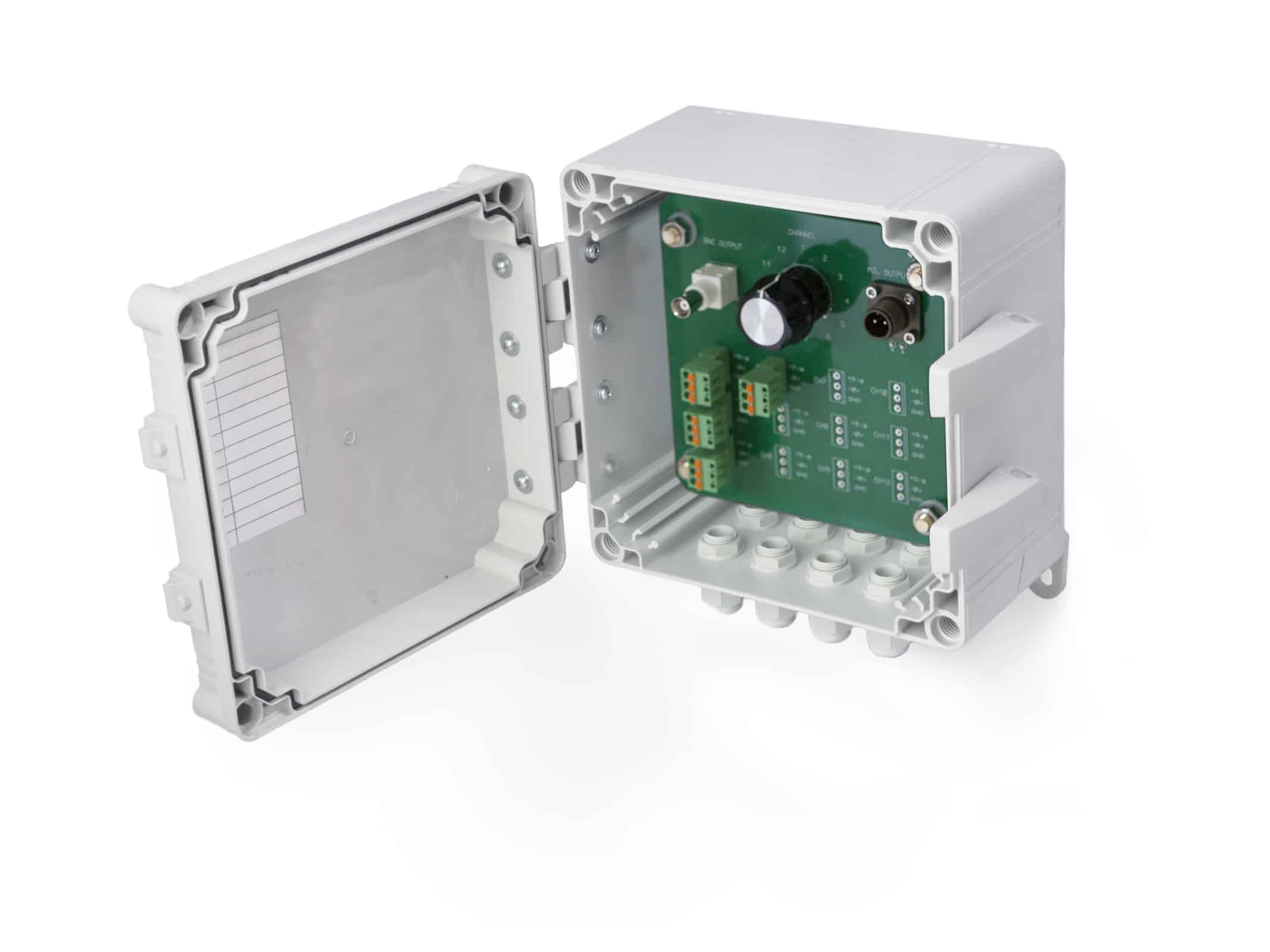 Industrial Multi-Sensor Switch Boxes