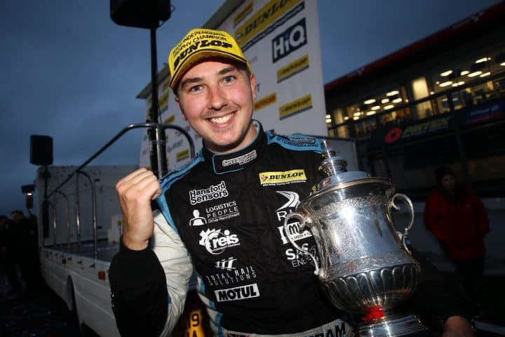 Stunning Ingram wins BTCC Independent trophies