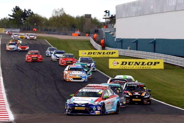 Ingram extends lead in BTCC standings after a hard-fought victory at Donington Park